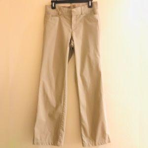 Dockers women's soft khaki pants stretch